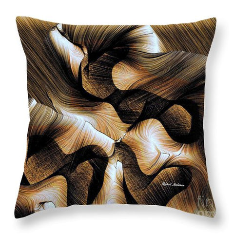 Rebellious - Throw Pillow