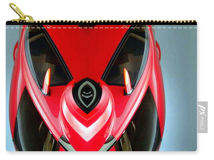 Carry-All Pouch - Red Car 006