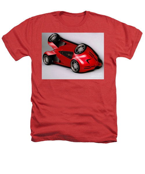 Heathers T-Shirt - Red Car 009