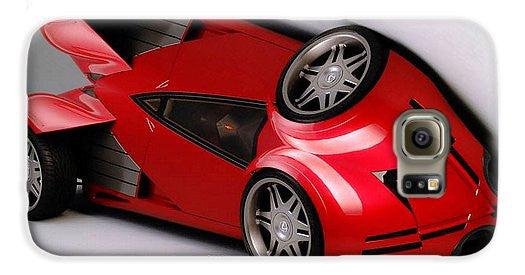 Phone Case - Red Car 009