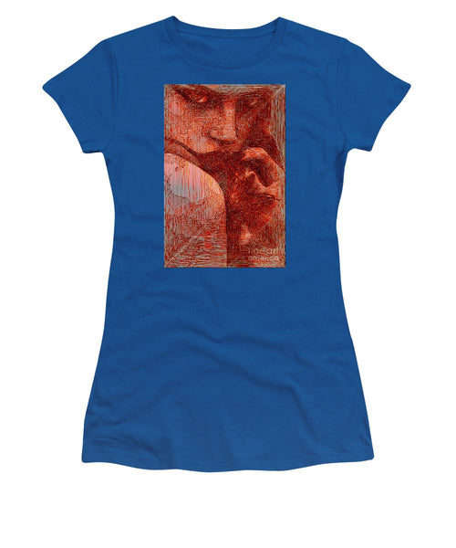 Women's T-Shirt (Junior Cut) - Red Eyes