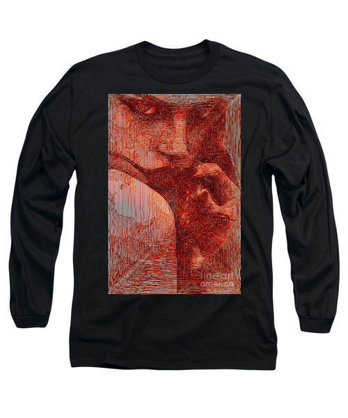 Long Sleeve T-Shirt - Red Eyes