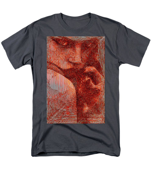 Men's T-Shirt  (Regular Fit) - Red Eyes