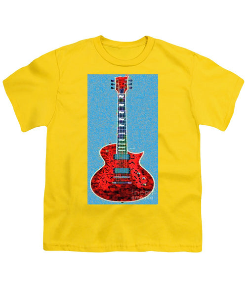 Youth T-Shirt - Red Love