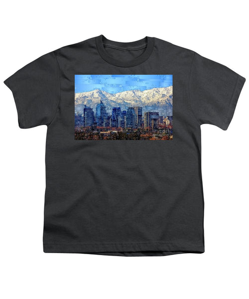 Youth T-Shirt - Santiago De Chile, Chile