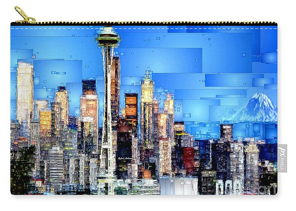 Carry-All Pouch - Seattle, Washington