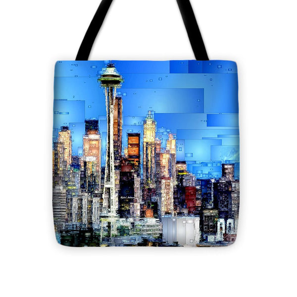 Tote Bag - Seattle, Washington