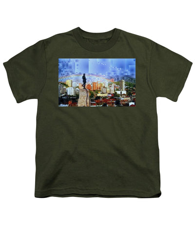 Sebastian De Belalcazar - Youth T-Shirt