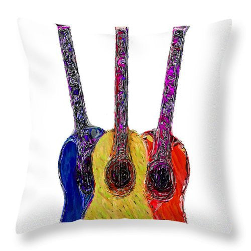 Throw Pillow - Serenade