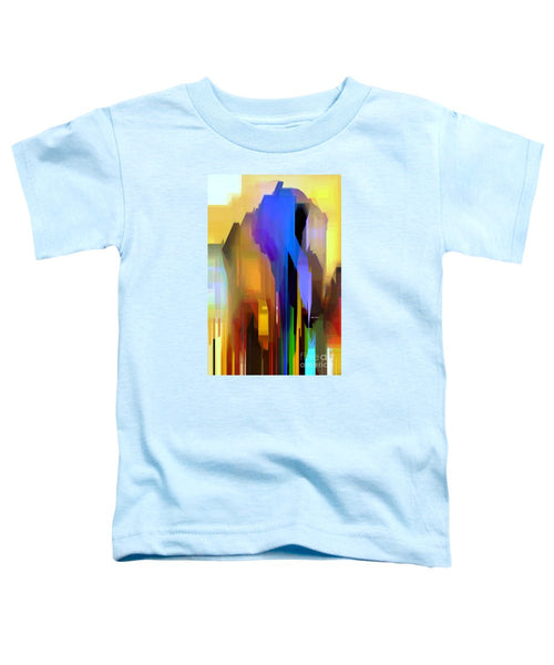 Toddler T-Shirt - Shadows In Space