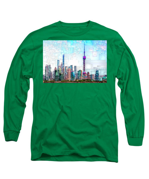 Long Sleeve T-Shirt - Shanghai, China