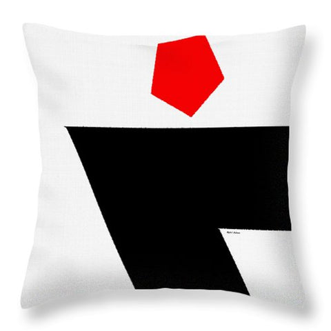 Shiatsu - Throw Pillow