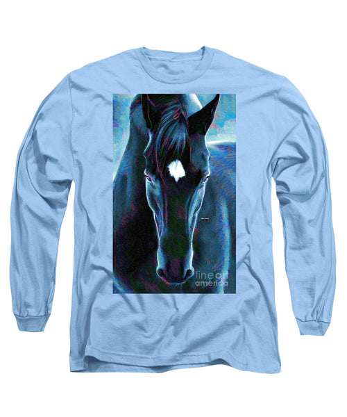 Long Sleeve T-Shirt - Stallion