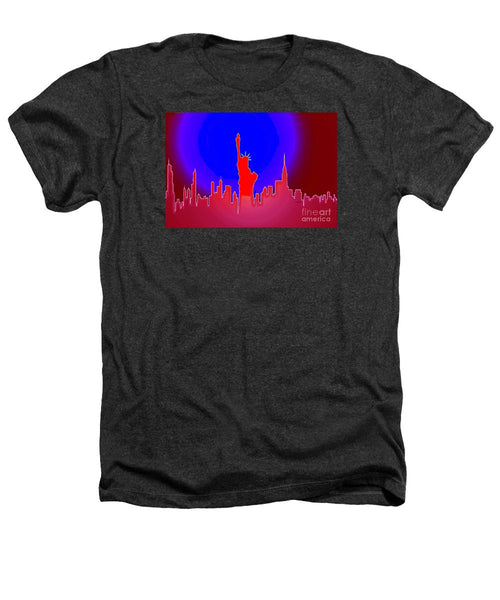 Heathers T-Shirt - Statue Of Liberty Enlightening The World