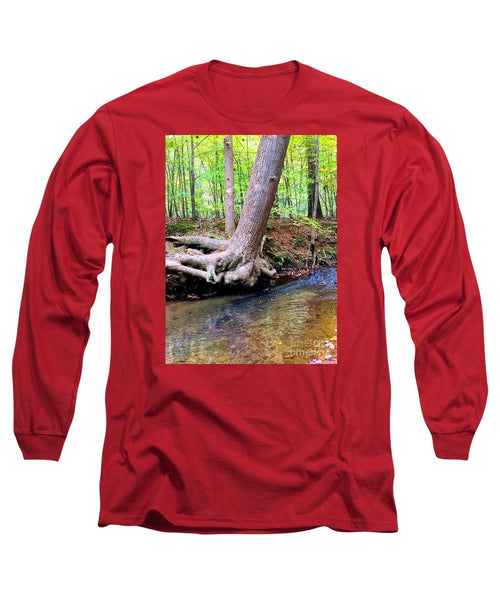 Long Sleeve T-Shirt - Still Standing Tree