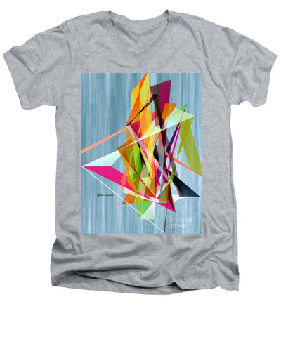 Summer  - Men's V-Neck T-Shirt