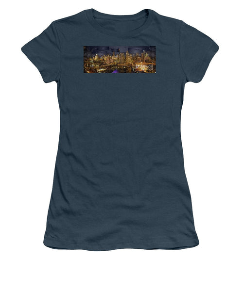 Women's T-Shirt (Junior Cut) - Sydney Australia Skyline