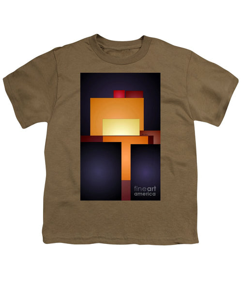 Youth T-Shirt - T Abstract