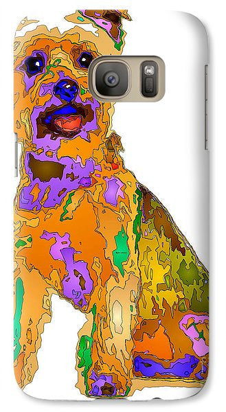 Phone Case - The Best Dog. Pet Series