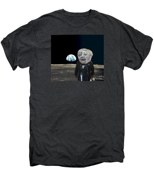Men's Premium T-Shirt - The Man In The Moon
