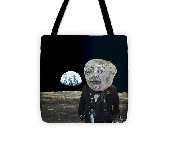 Tote Bag - The Man In The Moon