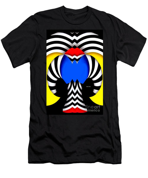 Men's T-Shirt (Slim Fit) - Tribute To Colombia