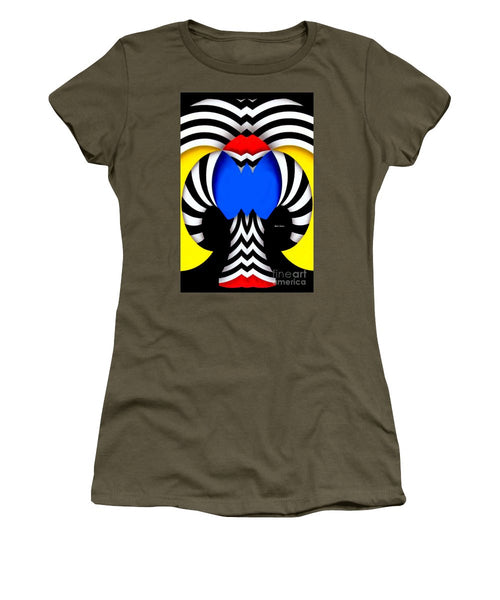 Women's T-Shirt (Junior Cut) - Tribute To Colombia