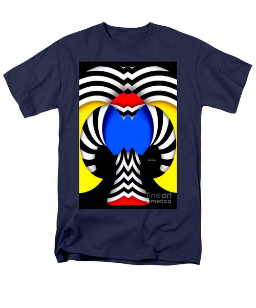 Men's T-Shirt  (Regular Fit) - Tribute To Colombia