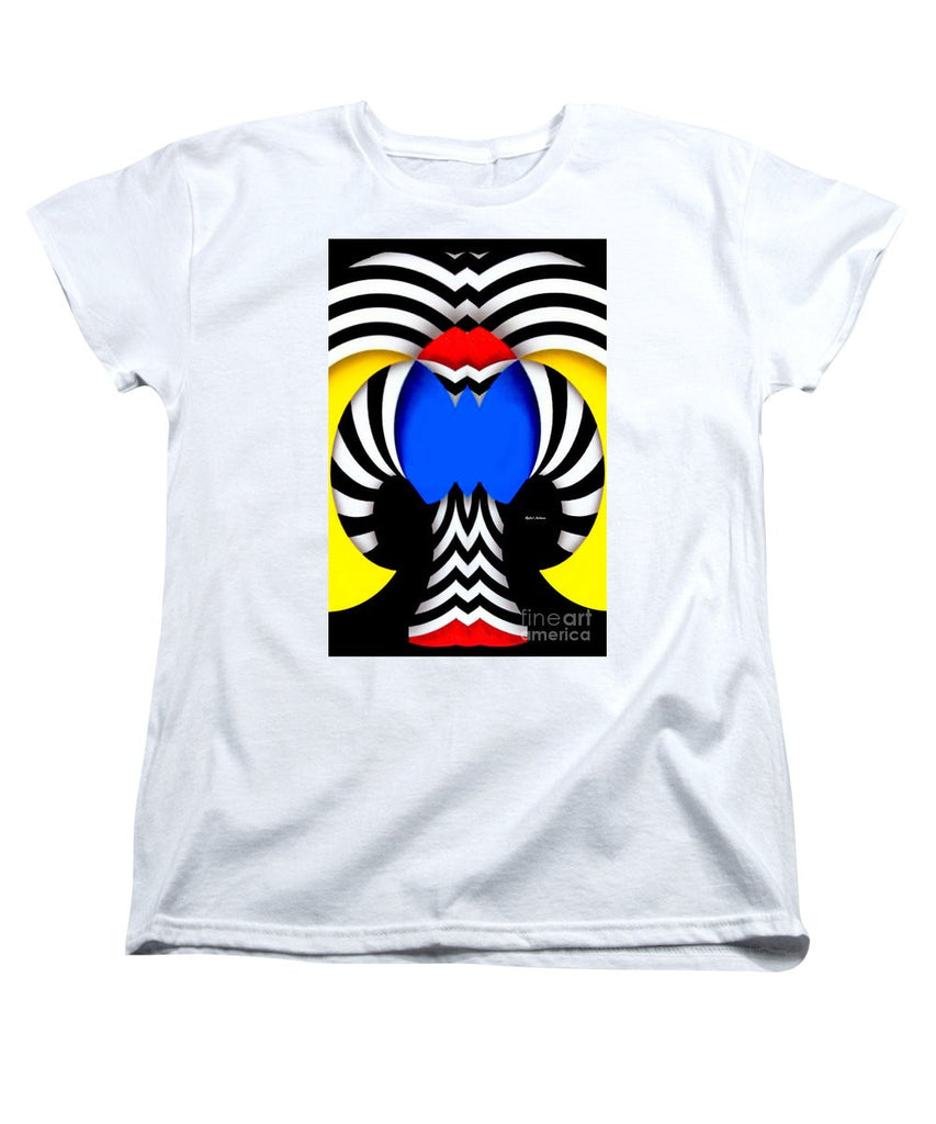 Women's T-Shirt (Standard Cut) - Tribute To Colombia