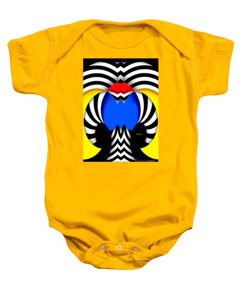 Baby Onesie - Tribute To Colombia