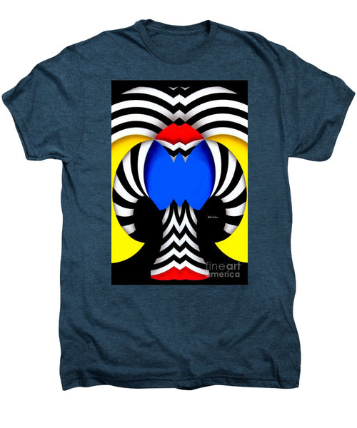Men's Premium T-Shirt - Tribute To Colombia