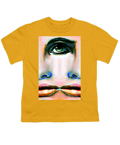 Youth T-Shirt - Two Faces Of A Coin