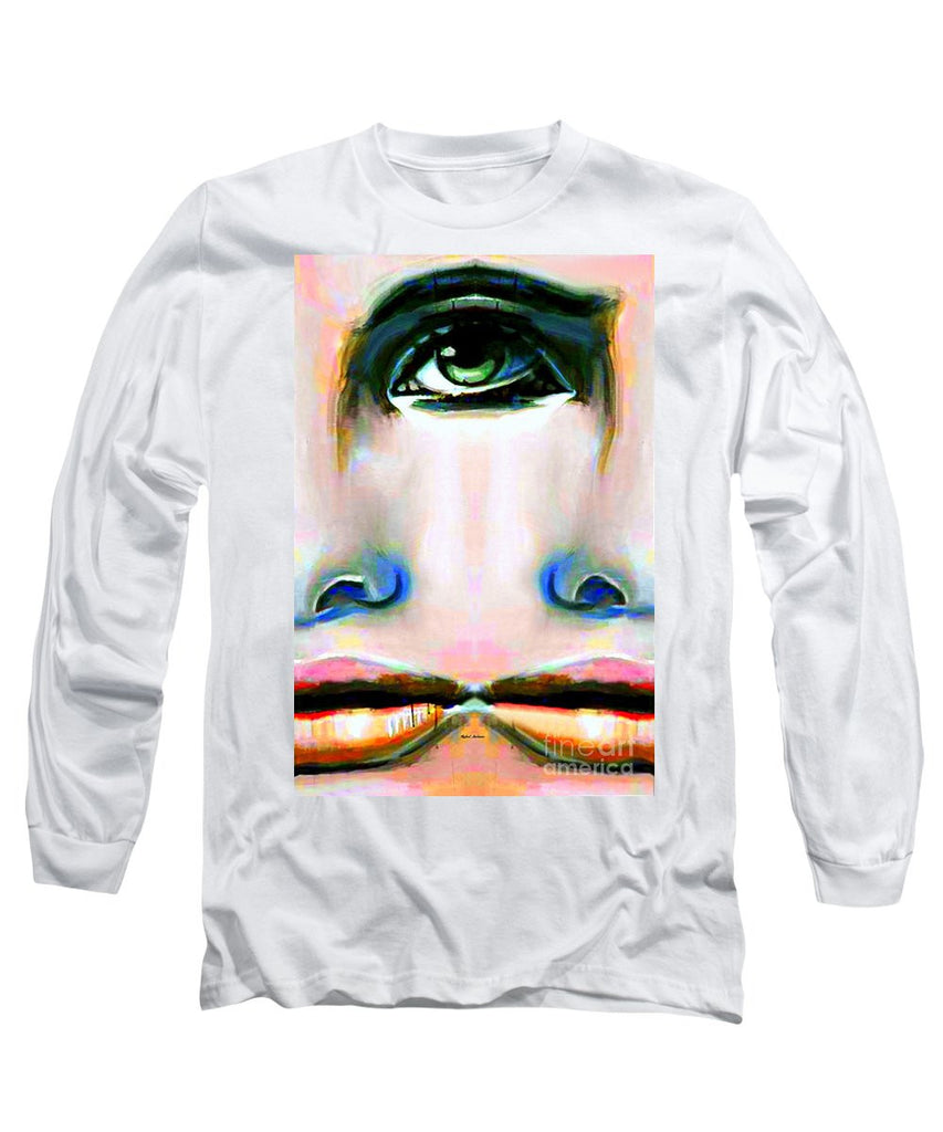 Long Sleeve T-Shirt - Two Faces Of A Coin