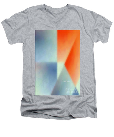 Uplifting - Men's V-Neck T-Shirt