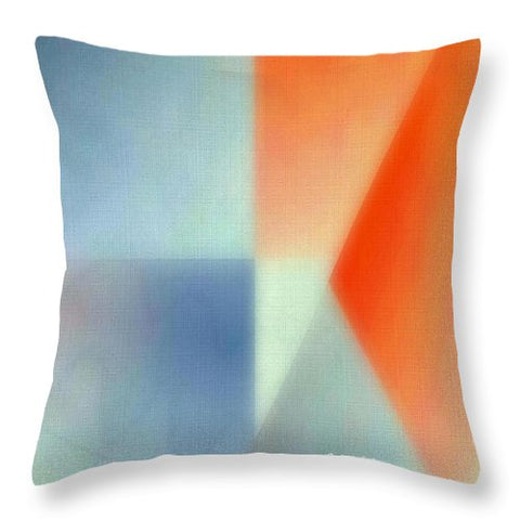Uplifting - Throw Pillow