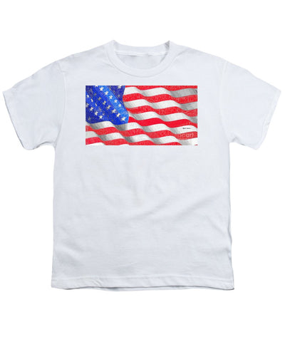 Usa Usa Usa - Youth T-Shirt