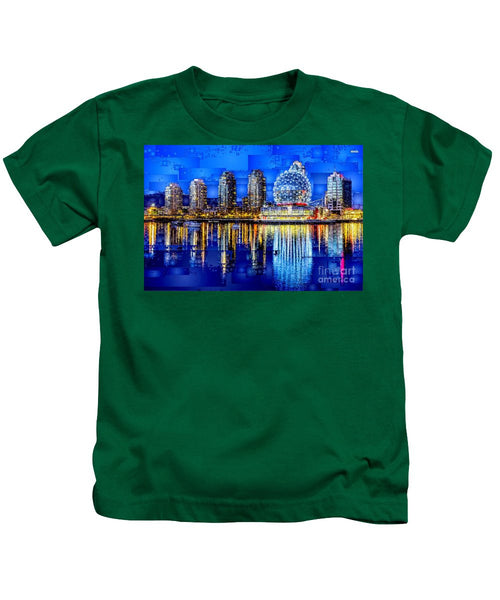 Kids T-Shirt - Vancouver British Columbia Canada