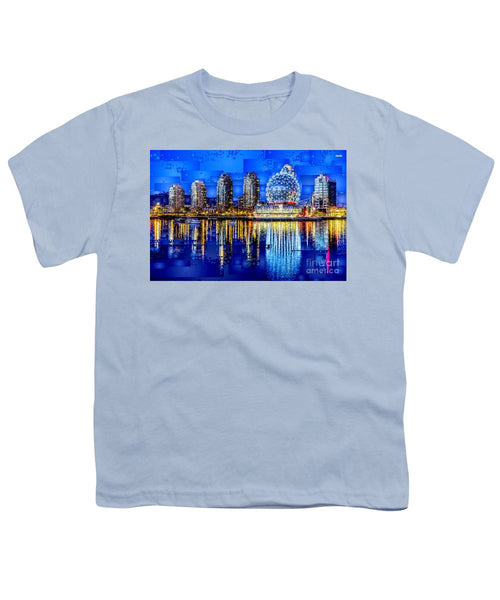 Youth T-Shirt - Vancouver British Columbia Canada
