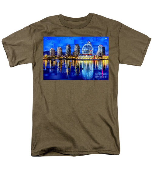 Men's T-Shirt  (Regular Fit) - Vancouver British Columbia Canada