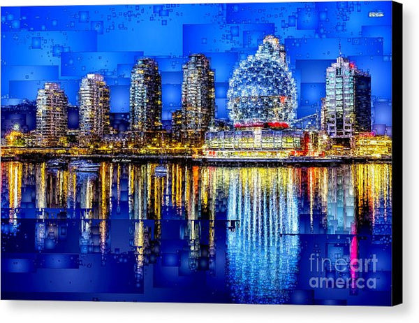 Canvas Print - Vancouver British Columbia Canada