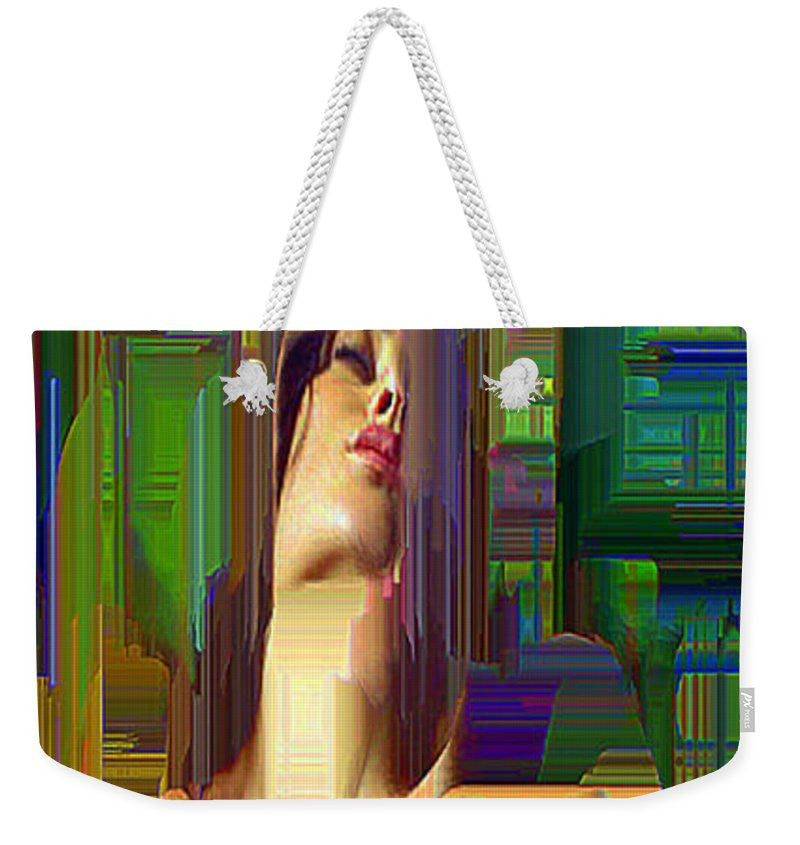 Weekender Tote Bag - Virtual Reality Fantasy