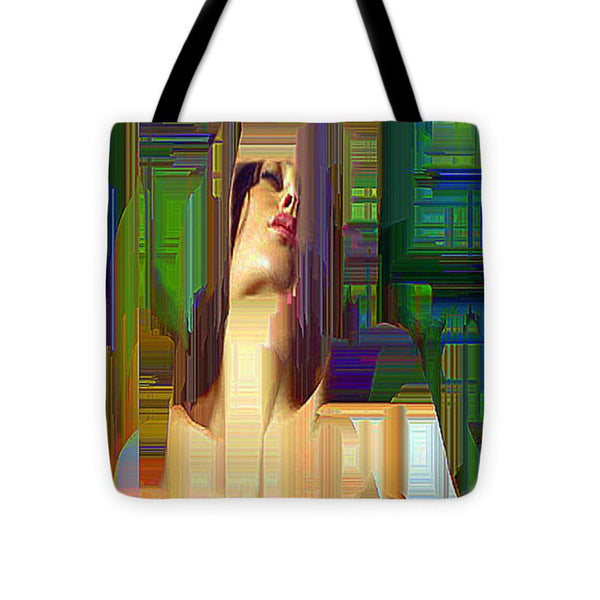 Tote Bag - Virtual Reality Fantasy
