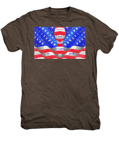 Wake Up America - Men's Premium T-Shirt