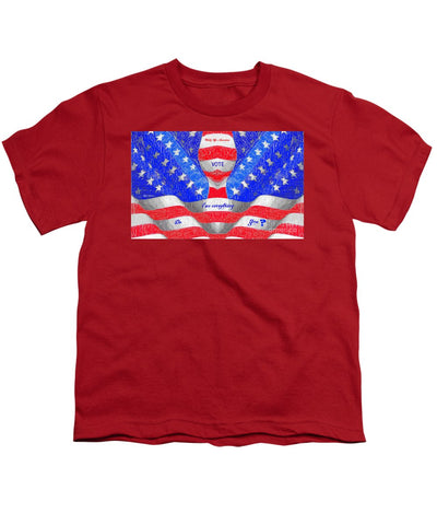 Wake Up America - Youth T-Shirt
