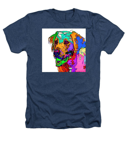 Heathers T-Shirt - Want To Go For A Walk. Pet Series