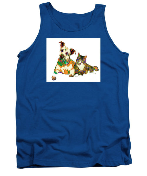 Tank Top - We Make People Happy For A Living. Pet Series