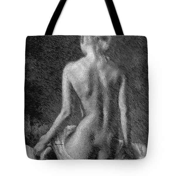 Tote Bag - What Should I Wear Today?