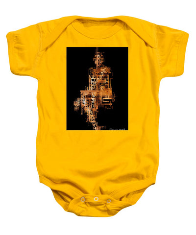 Woman In Code - Baby Onesie