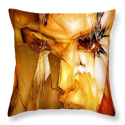 Woman Thru Life - Throw Pillow