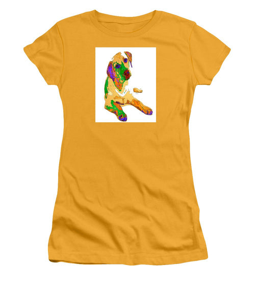 Women's T-Shirt (Junior Cut) - You And Me Forever. Pet Series